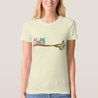 Wise Owl Family T-Shirt