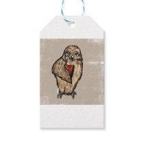 Wise Owl Gift Tags