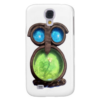 Wise Owl - iPhone 3 Case