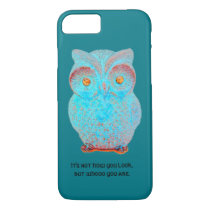 Wise Owl iPhone 8/7 Case