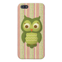 Wise Owl iPhone SE/5/5s Case