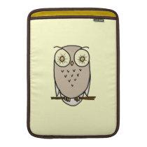 Wise Owl MacBook Sleeve