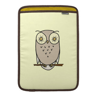 Wise Owl MacBook Sleeve