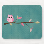 Wise Owl Mousepads