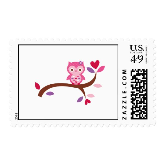 Wise Owl Postage