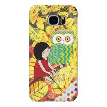 Wise Owl Samsung Galaxy S6 Case