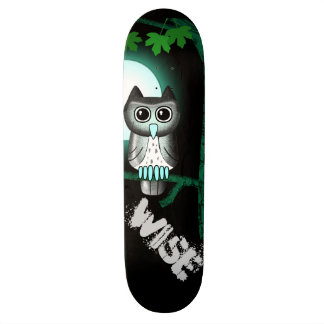 Wise Owl Skate Board