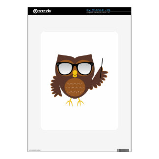 Wise Owl Skins For The iPad