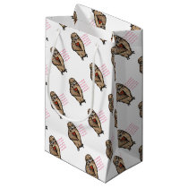 Wise Owl Small Gift Bag