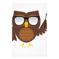 Wise Owl Stationery