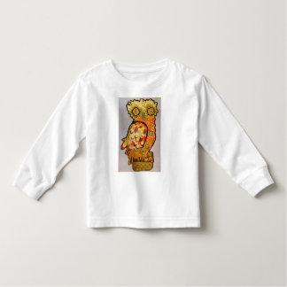 Wise Owl Toddler T-Shirt