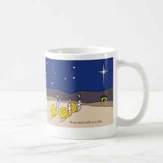 Wise Snails Coffee Mug