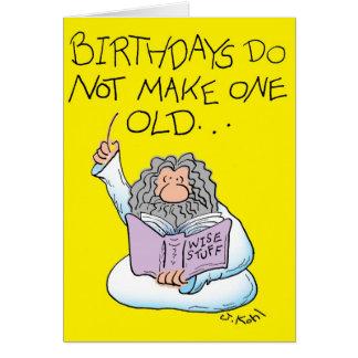 Wise Stuff Card