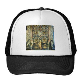 Wise Virgins Allegorical Figures And Plants Trucker Hat