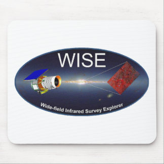 WISE – Wide Field Infrared Survey Explorer Mousepad