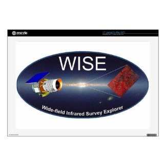 WISE – Wide Field Infrared Survey Explorer Laptop Skins