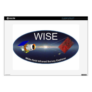 WISE – Wide Field Infrared Survey Explorer Decals For Laptops