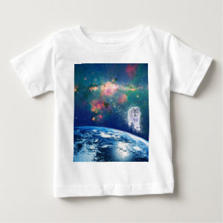 Wise Wolf Baby T-Shirt