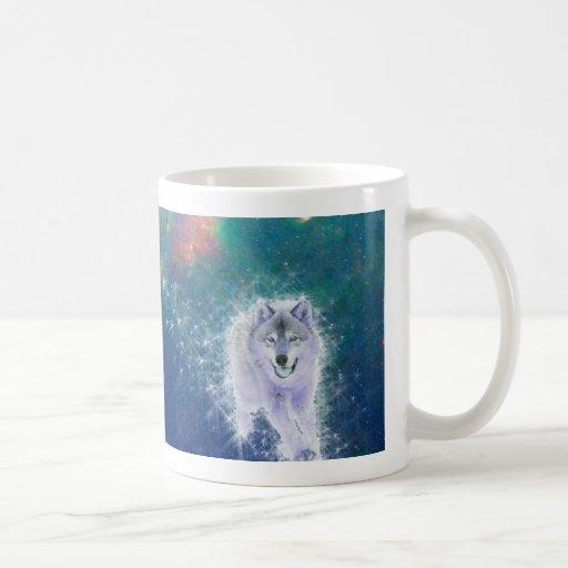 Wise Wolf Coffee Mug