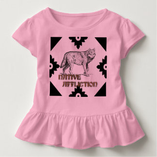 Wise Wolf Toddler T-shirt