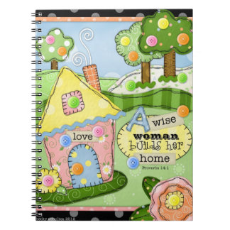 """""""Wise Woman"""" Inspirational Journal"""
