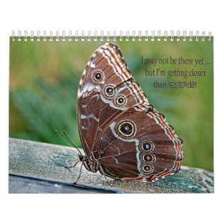 Wise Words and Photography Calendar