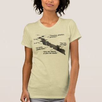 Wisecracks Tee Shirt