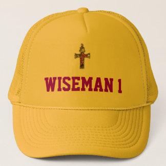 Wiseman 1 - Nativity Hat