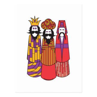 Wisemen Gifts Postcard