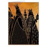 Wisemen Greeting Card