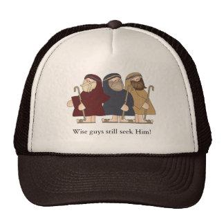 Wisemen Trucker Hat