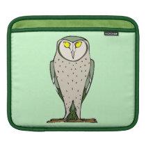 Wiser Owl iPad Sleeve