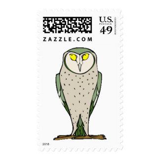 Wiser Owl Postage