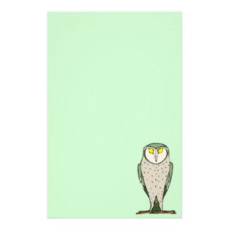 Wiser Owl Stationery
