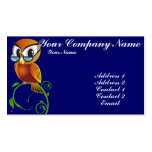 Wisest Owl Business Card Templates