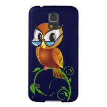 Wisest Owl Galaxy S5 Case
