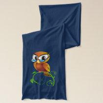 Wisest Owl Scarf