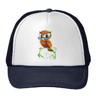 Wisest Owl Trucker Hat
