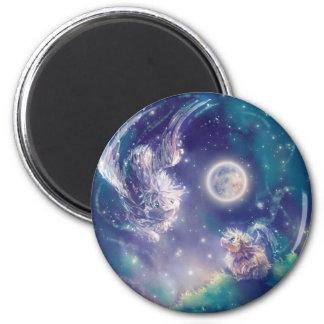 Wish 2 Inch Round Magnet