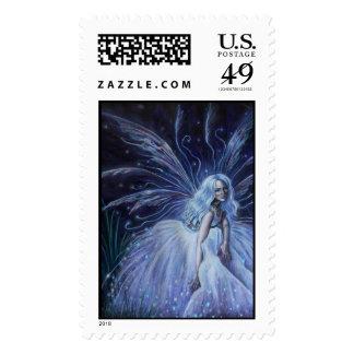 Wish Fairy Stamp Fantasy Art