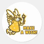 Wish Fairy Stickers