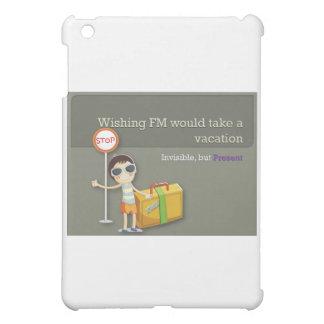 Wish Fibromyalgia Would Take A Vacation iPad Mini Cases
