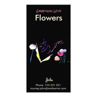 Wish Flowers Card