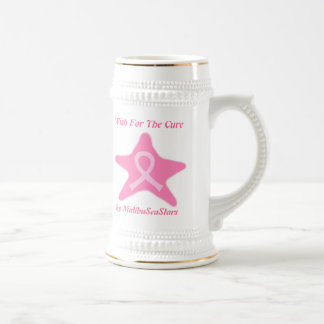 Wish For The Cure Beer Stein