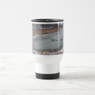 Wish I had a River Mug -Oxley Collection