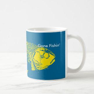 Wish I Had Gone Fishin' Mug