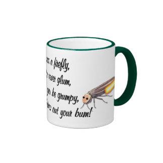 Wish I was a Firefly Mugs