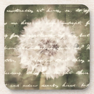 Wish Inspiration Drink Coaster