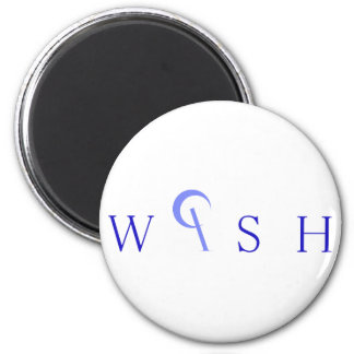 Wish Refrigerator Magnet