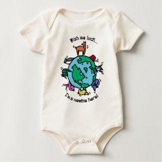 """""""Wish Me Luck, Baby"""" T-Shirt"""